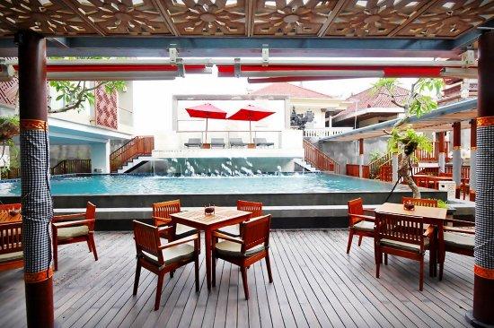 Hotel Horison Seminyak Restaurant