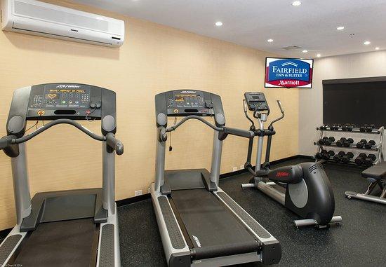 Vernon, Canadá: Fitness Centre