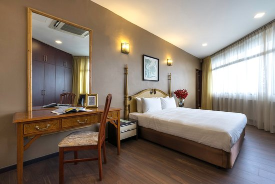 Far East Plaza Residences by Far East Hospitality : Far East Plaza Residences 3BR PH Master