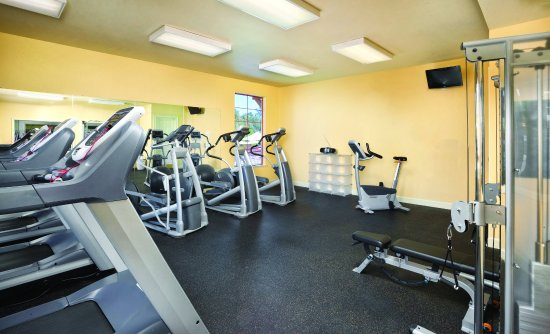 Angels Camp, CA: Fitness Center