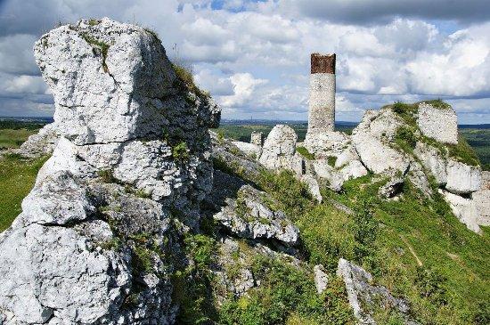 Zawiercie, Polen: Minus 1 level