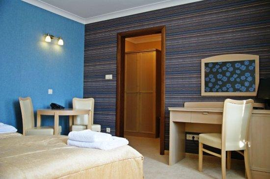 Zawiercie, Polen: Comfort Double Room