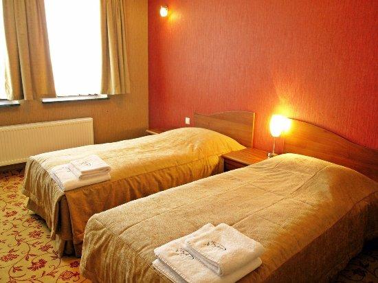 Zawiercie, Polen: Comfort Twin Room