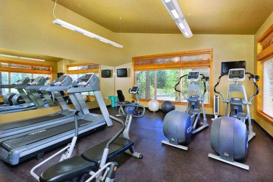 McCall, ID: Fitness Center