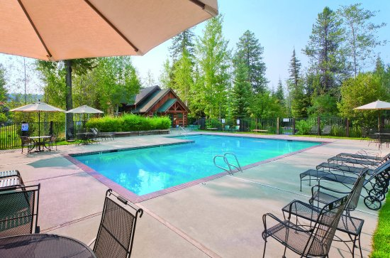 McCall, ID: Outdoor Swimming Pool