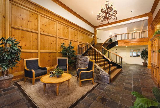 Afton, OK: Grand Lake Lobby