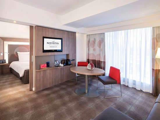 Novotel Moscow City : Guest Room