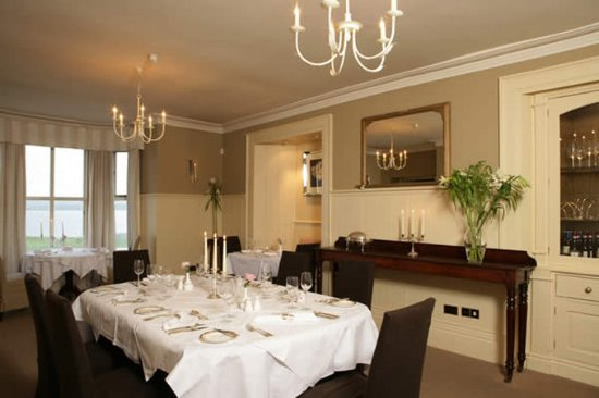 Lahinch, Irlanda: Dining Room