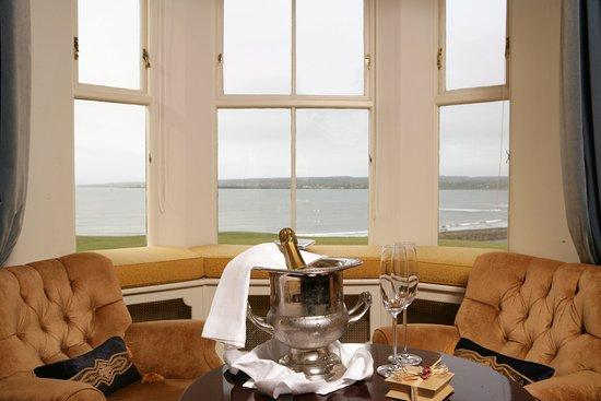 Lahinch, İrlanda: Romantic Window View