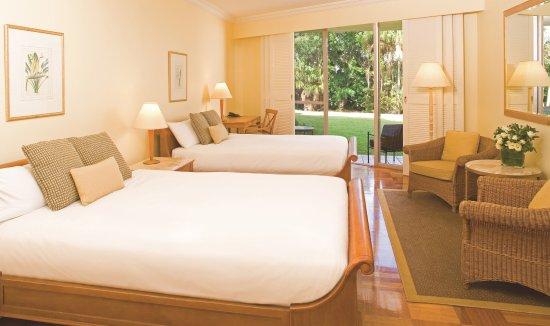 Hope Island, Austrália: Twin Bed Guest Room