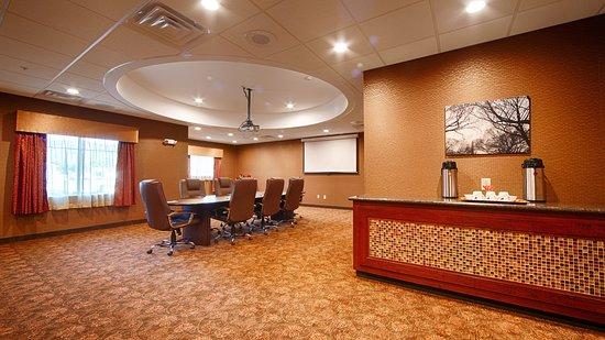 Cortland, NY: Meeting Room
