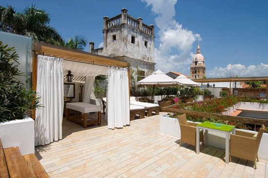 HOTEL LM: Terrace