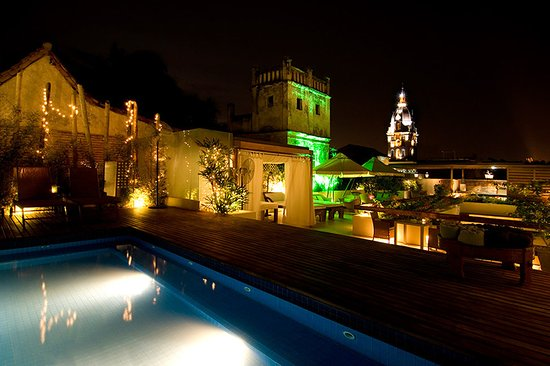 Hotel LM : Pool and Terrace