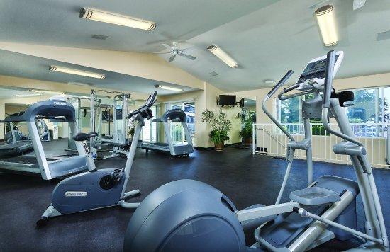แบลน, วอชิงตัน: Fitness Center