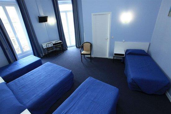 Hotel des Flandres: Chambre Familiale