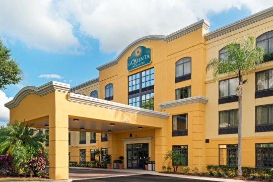 La Quinta Inn & Suites Tampa North I-75: ExteriorView