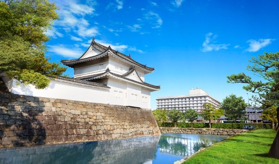 ANA Crowne Plaza Kyoto: Hotel Exterior