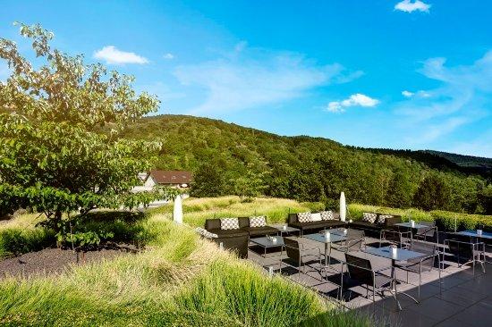 Dossenheim, Duitsland: Terrace3