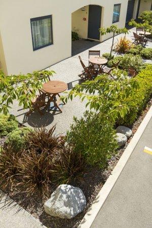 Bella Vista Motel Kaikoura: Exterior