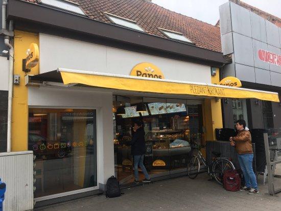 Bornem, Belgien: Panos