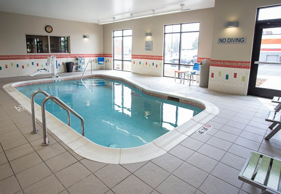 Moscow, ID: Indoor Pool