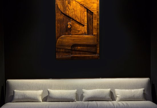 J.K. Place Roma: Detail Living Room