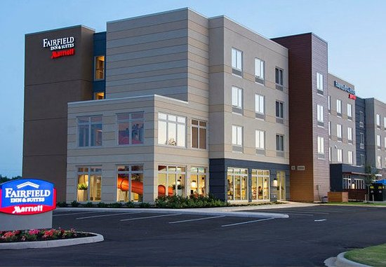 Fairfield Inn & Suites by Marriott Moncton is 2.1 miles from the airport