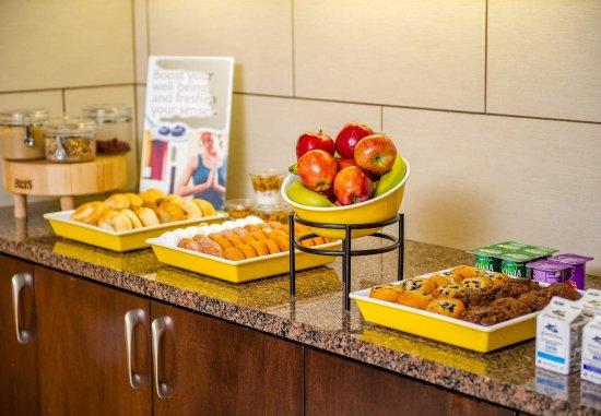 เออร์โม, เซาท์แคโรไลนา: Breakfast Buffet