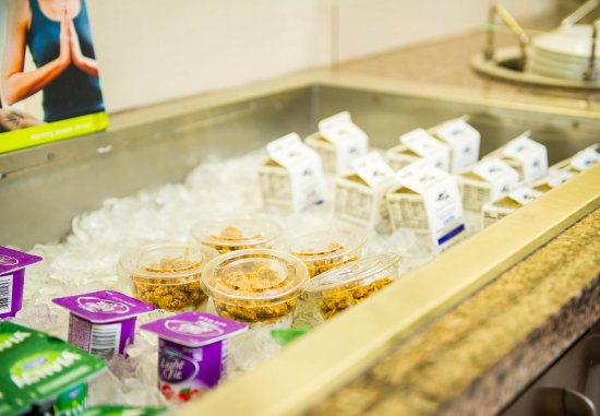เออร์โม, เซาท์แคโรไลนา: Breakfast Items