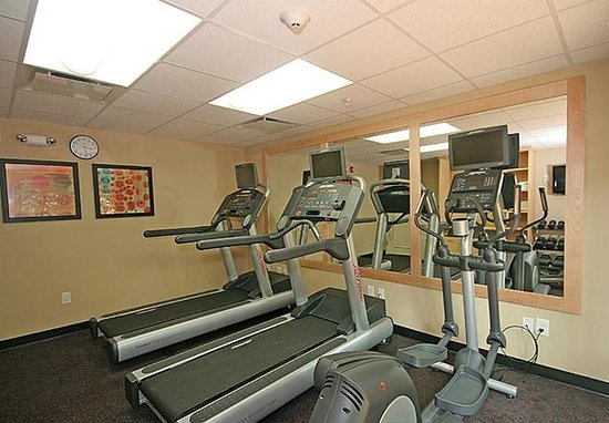 Aiken, Güney Carolina: Fitness Center