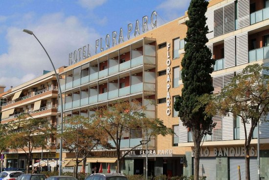 Hotel Flora Parc: Exterior