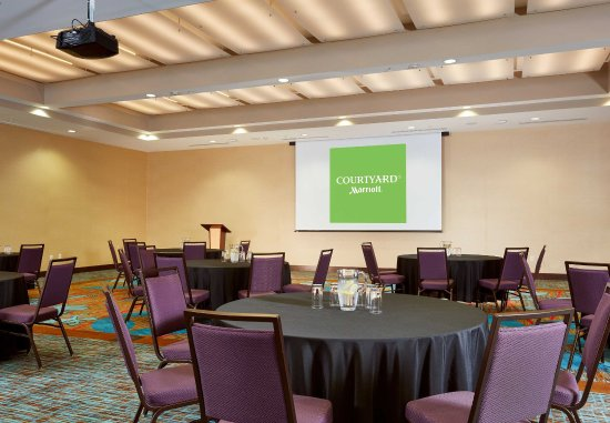 Courtyard San Jose North/Silicon Valley : Santa Clara Meeting Room