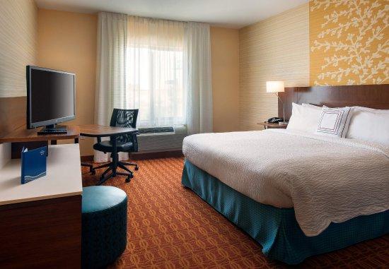 Tustin, Kaliforniya: King Guest Room