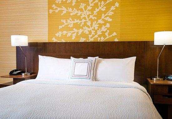 Tustin, แคลิฟอร์เนีย: Guest Room Bedding Details