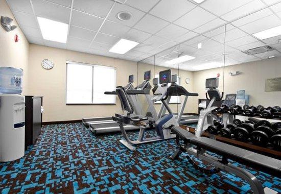 Fairfield Inn & Suites Smithfield Selma/I-95 : Fitness Center