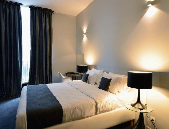 Hotel Retro: Bedroom