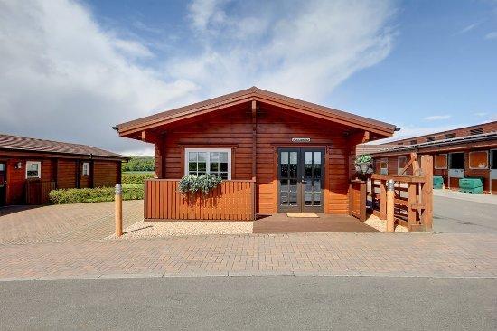 Bishopton, UK: Lodge