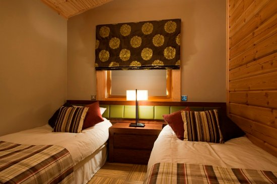 Bishopton, UK: Lodge Twin Room