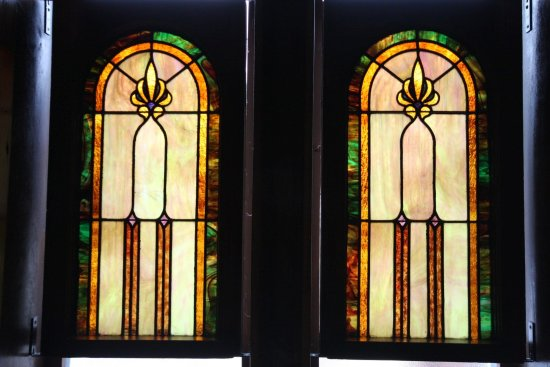 Charleston, IL: Stained Glass