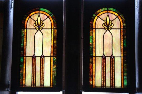 Τσάρλεστον, Ιλινόις: Stained Glass