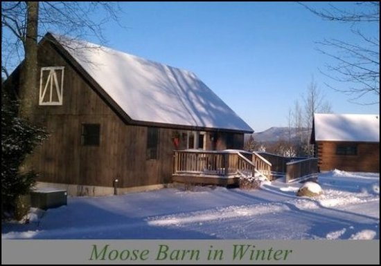 Morrisville, VT: Winter