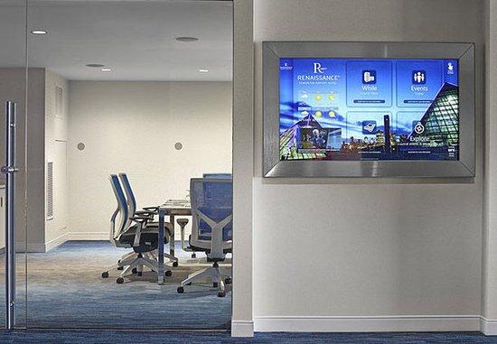 Leduc, Kanada: Meeting Room Entrance