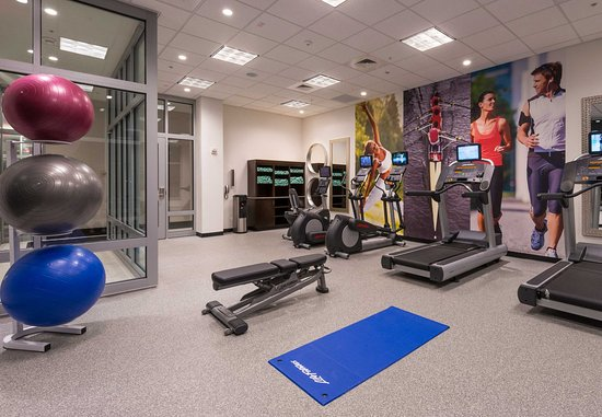 Needham, MA : Fitness Center
