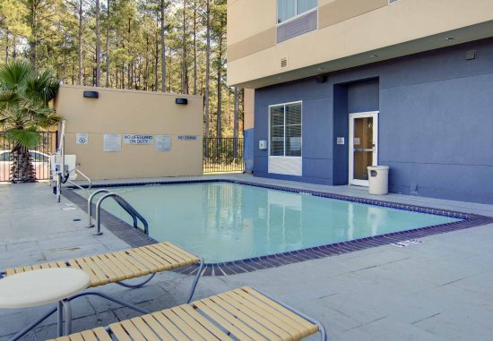 Natchitoches, LA: Indoor Pool
