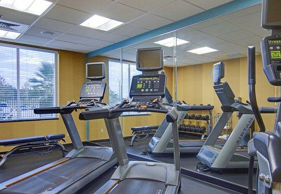 นัตชิโทชส์, หลุยเซียน่า: Fitness Center