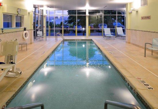 โวร์ฮีส์, นิวเจอร์ซีย์: Indoor Pool