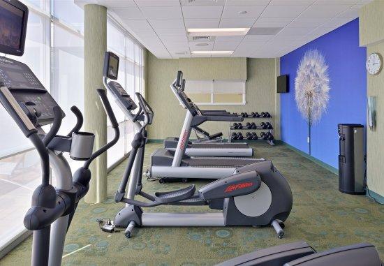 โวร์ฮีส์, นิวเจอร์ซีย์: Fitness Center