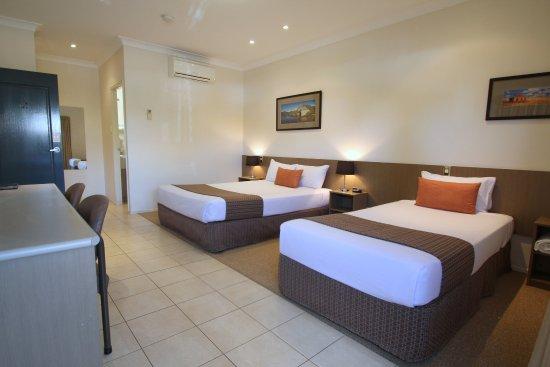 Emerald, Australien: Guest room