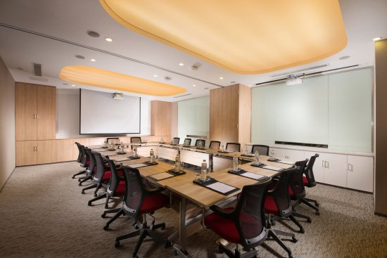 Yancheng, China: meeting room