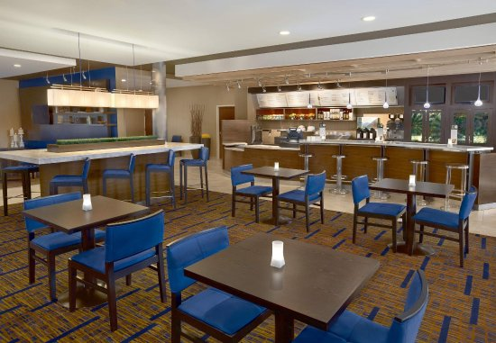 North Little Rock, AR : The Bistro   Dining Area